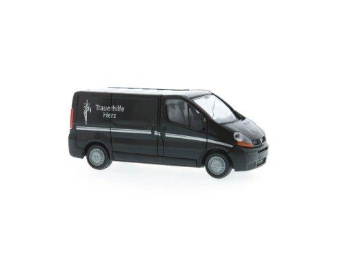 Rietze 51392 Renault Trafic Trauerhilfe Herz-Filmwagen