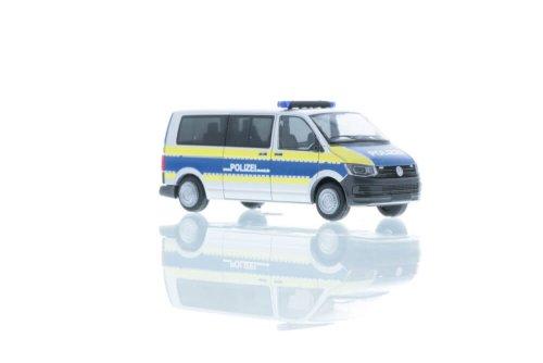 Rietze 53728 Volkswagen T6 Polizei Mecklenburg Vorpommern