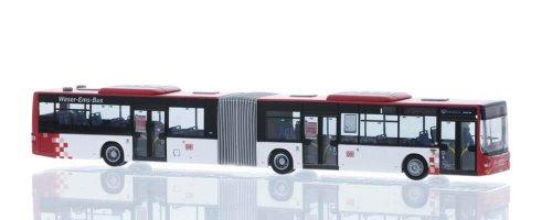 Rietze 72795-2 MAN Lion´s City G´15 Weser-Ems-Bus Linie 467