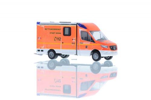 Rietze 76244 Strobel RTW ´18 Rettungsdienst Bonn