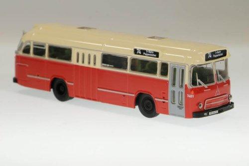 Stadt im Modell 10143 Magirus Deutz Saturn II Hochbahn 7401