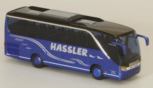 AWM 74642 Setra S 411 HD Hassler