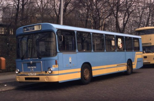 Rietze 7235X-1 MAN SL 200 BVG Berlin Airport City - Wagen 1529
