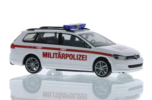 Rietze 53316 Volkswagen Golf 7 Variant Militärpolizei (AT)