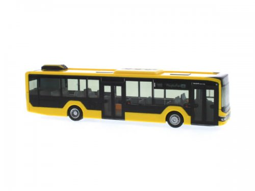Rietze 75301 MAN Lion´s City 12 ´18 2trg. Vorführdesign