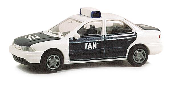 rietze  50576 Ford Mondeo GAI RU Maßstab 1:87 russische Verkehrspolizei