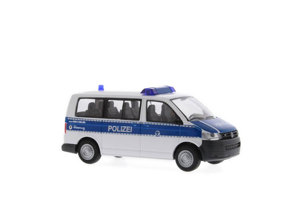 rietze 53424 volkswagen t5 gp bundespolizei jetzt kaufen. Black Bedroom Furniture Sets. Home Design Ideas