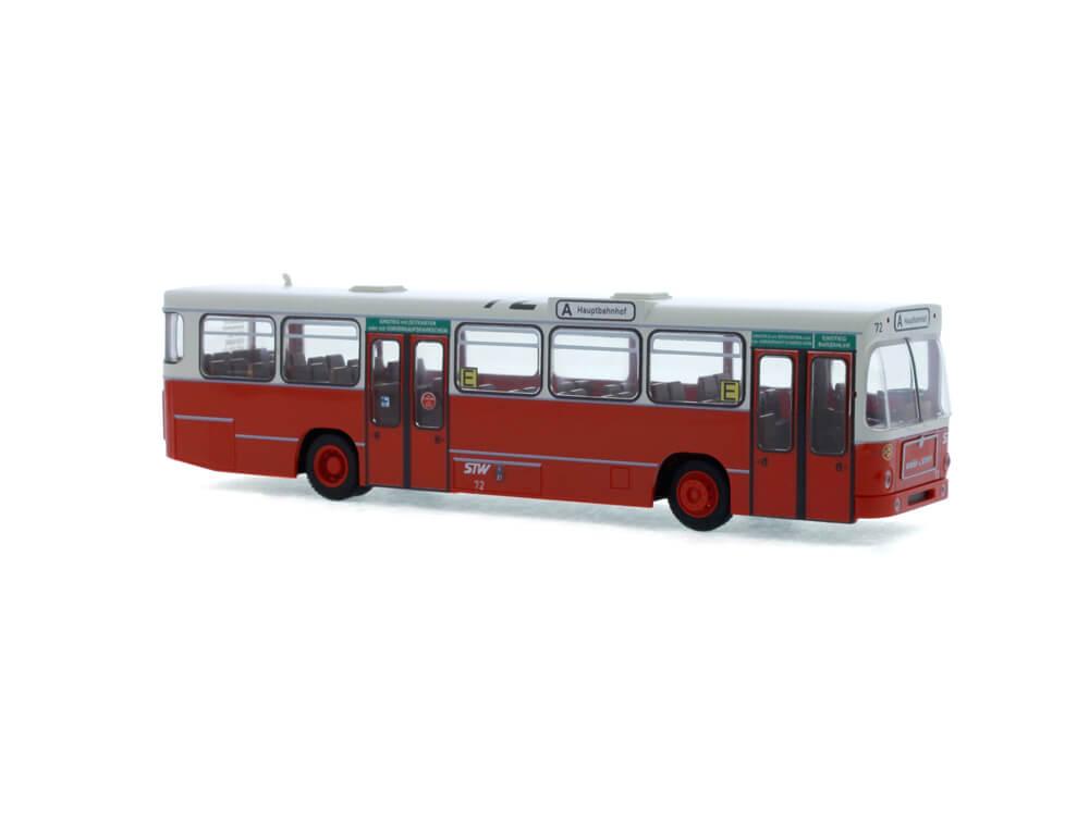 72344 AT Rietze Stadtbus MAN SL 200 Stadtwerke Klagenfurt