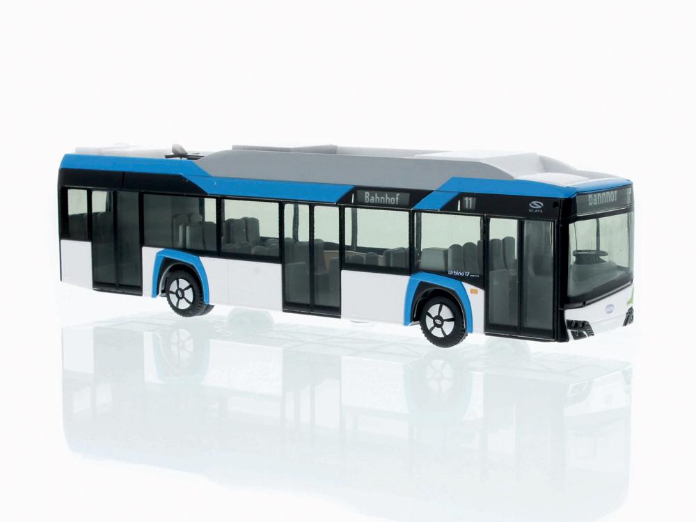 Rietze 76801 Solaris Urbino 12`19 Electric Vorführdesign